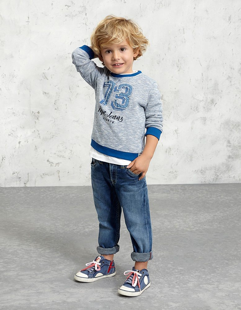 Summer 2017 fashion colours - Kid S Wear Pepe Jeans London Ss 2015