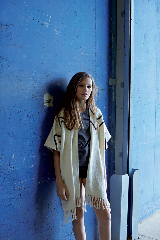 Une Fille French Teenage Fashion For Spring 2016