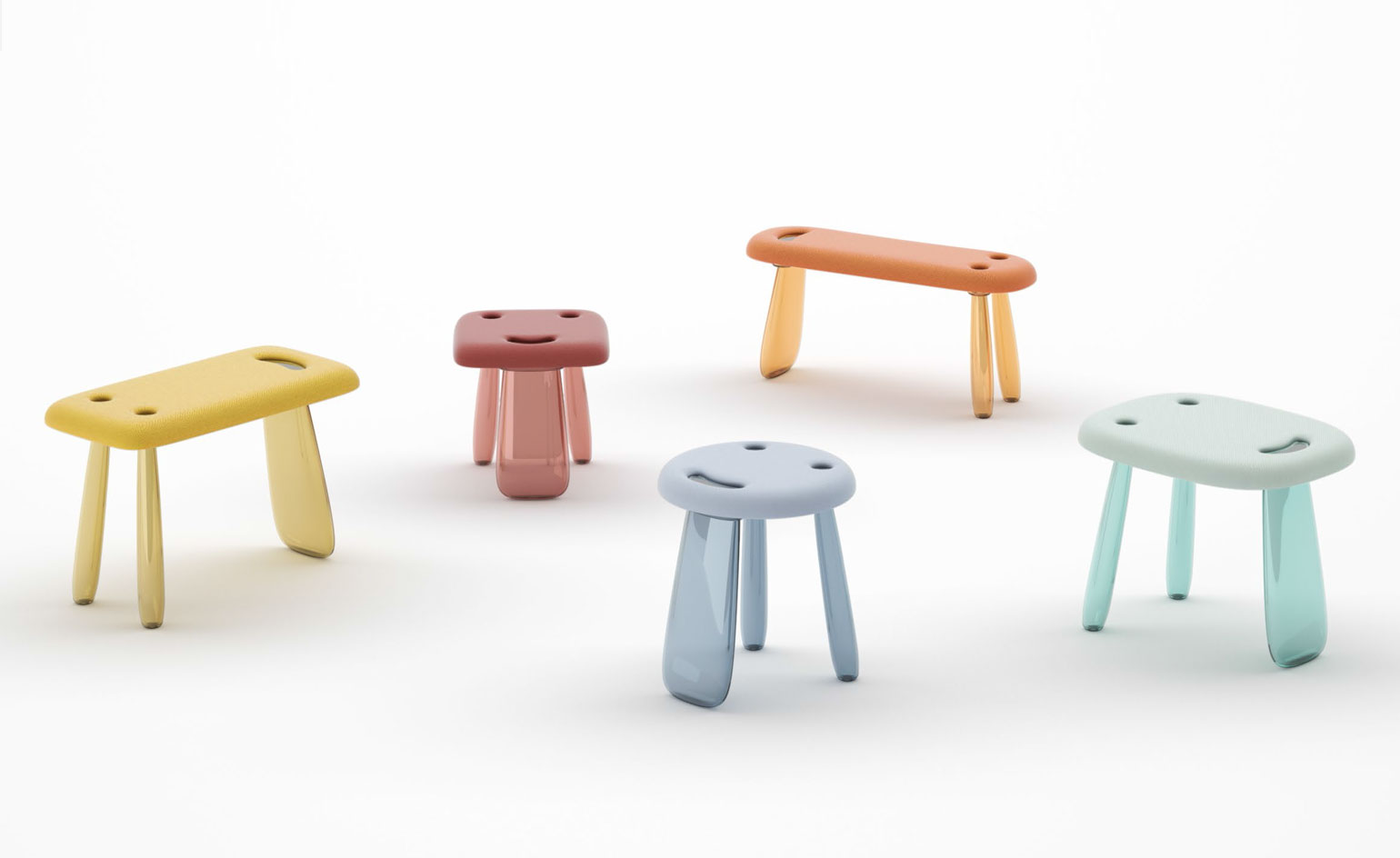 Kid S Wear Kartell Kids Iconic Design From A Tender Age