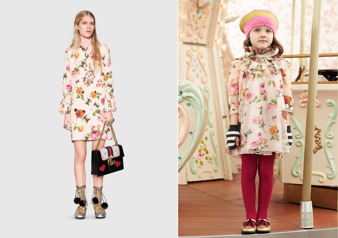 cca81279c Kid's Wear - GUCCI Kids F/W 2016-17: Be your Mum or Dad's Mini Me…